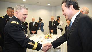 Image: South Korea observes UN Forces Participation Day