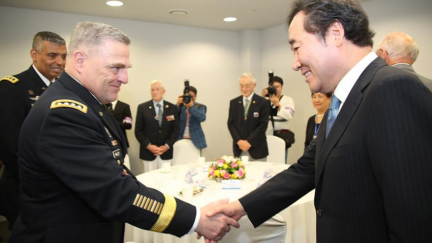 Image: South Korea observes UN Forces Participation Day