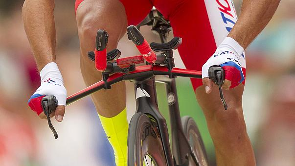 Katusha escape ban for two failed dope tests in 12 months