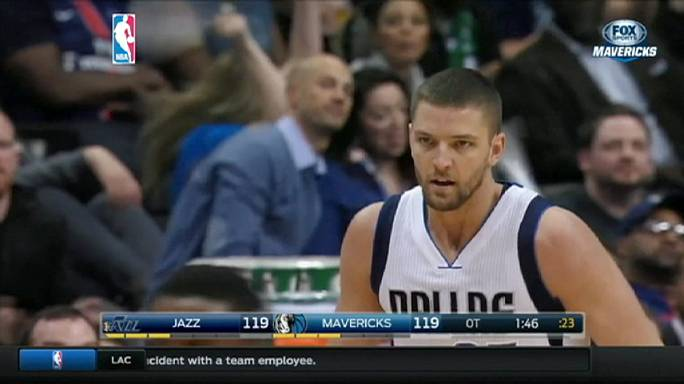 Jazz sink Dallas in overtime