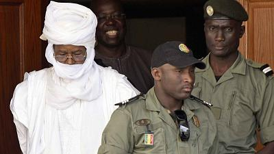 "Hissene Habre trial: Prosecutor seeks ""life sentence"" for the former Chadian president"
