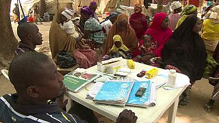 Displaced Boko Haram survivors scared to return home
