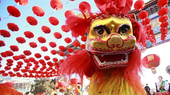 Çin yeni yılı ve Hindistan'da Facebook'un başına gelenler