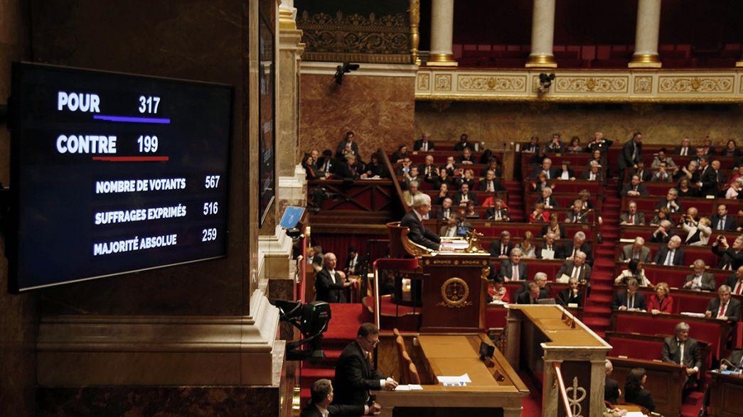 Nationalversammlung stimmt für Notstandsparagraf in französischer Verfassung