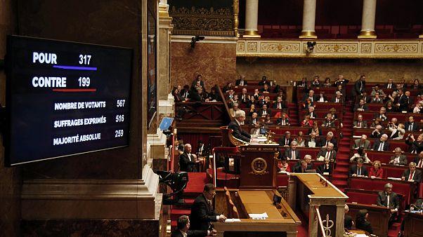 Французские депутаты одобрили реформу конституции