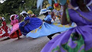 Pleins feux sur la culture africaine au carnaval de Rio