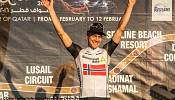 Tour of Qatar: Boasson Hagen cruises to stage three victory and overall race lead