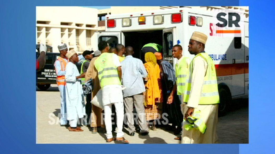Nigeria: Schwerer Anschlag auf Flüchtlingscamp - mindestens 60 Tote
