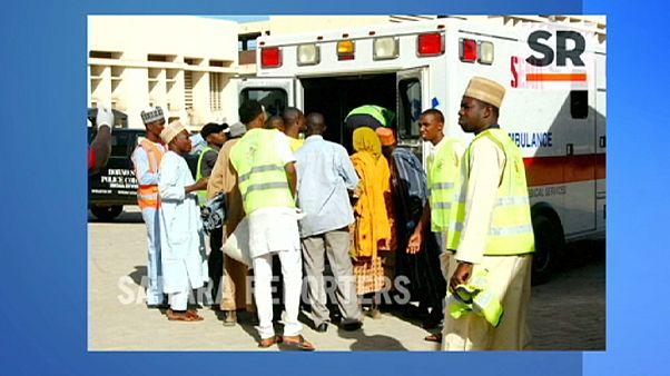 مقتل 58 شخصا وإصابة نحو 80 بجروح في تفجيريْن انتحارييْن في نيجيريا