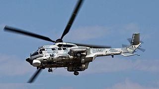 Συντριβή ελικοπτέρου του Πολεμικού Ναυτικού στο Αιγαίο - Βρέθηκαν οι σοροί δύο εκ των τριών χειριστών