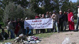 Des chômeurs marchent 400 km pour réclamer des emplois en Tunisie