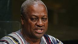 Ghana's president threatens to 'commit murder' against child marriage