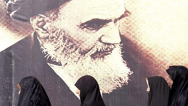Irán celebra el trigésimo séptimo aniversario de la Revolución Islámica