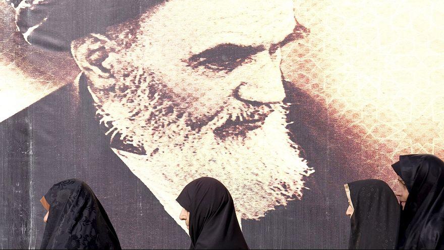 Iran marks 37 years since the Islamic Revolution