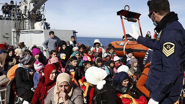 Crise migratoire: la Commission appelle à la responsabilité