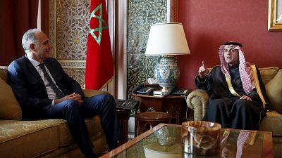Syria crisis dominates Morocco, Saudi Foreign Ministers talks