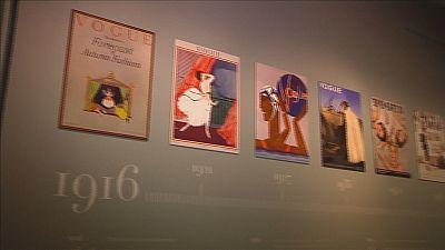 Vogue, a Londra una mostra per i 100 anni dell'edizione britannica