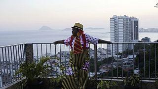 Carnaval de Rio : clin d'œil aux JO