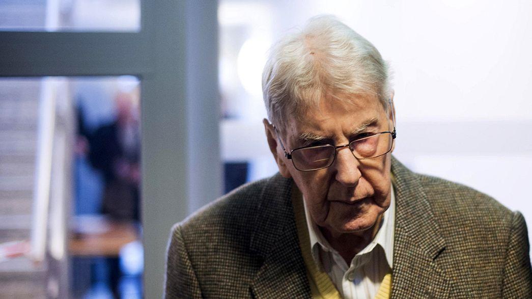 Alemania juzga a un antiguo guardián de Auschwitz