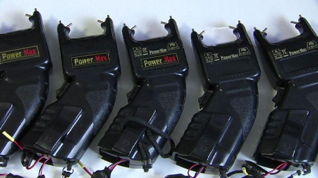 Allemagne : le boom des ventes de pistolets électriques