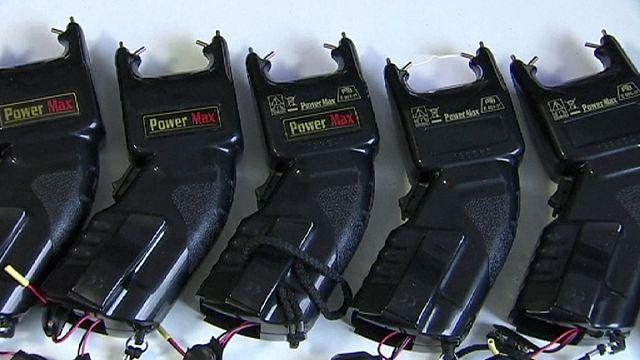 رواج المسدسات الصاعقة في ألمانيا للدفاع عن النفس