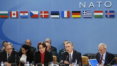 Los buques de la OTAN vigilarán el mar Egeo