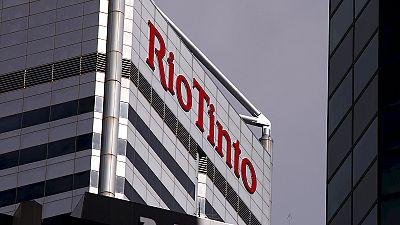 Acionistas da Rio Tinto ganham menos em 2016