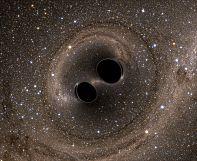 Von Einstein vermutet: Gravitationswellen jetzt erstmals nachgewiesen