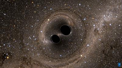 Ondes gravitationnelles : Einstein avait raison !