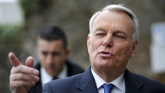 Jean-Marc Ayrault nouveau chef de la diplomatie française