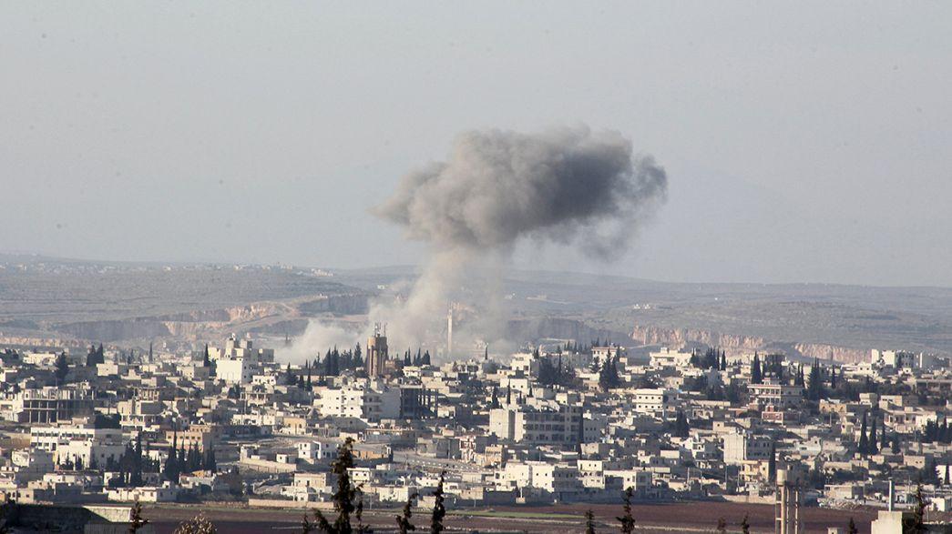 Siria: 11,5% popolazione vittima guerra