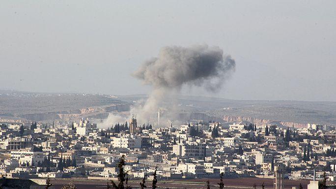 Сирия: бои за Алеппо и продвижение курдов на севере