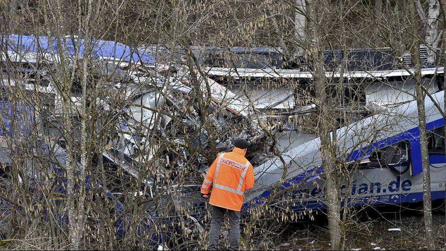 11 Tote und berührende Berichte nach dem Zugunglück von Bad Aibling