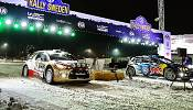 Rally Sweden shortened due to clement weather