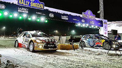 Peligra el Rally de Suecia por falta de nieve