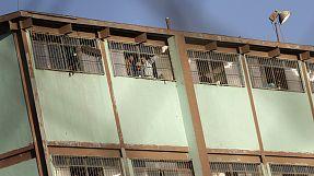 Dozens dead in Mexico prison violence