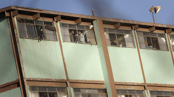 Börtönlázadás Mexikóban