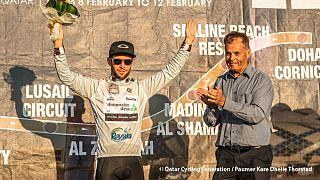 Etappensieg für Alexander Kristoff - Mark Cavendish übernimmt Gesamtführung