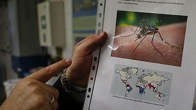 Menace Zika en Afrique : 7000 cas au Cap-vert