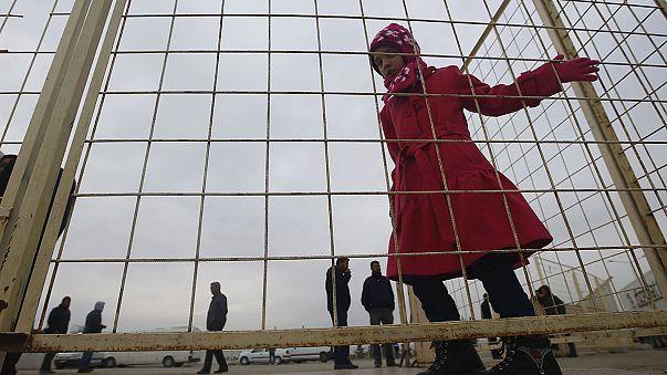 La frontière turque reste fermée aux réfugiés d'Alep