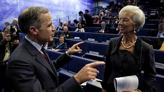 IMF nominates chief Christine Lagarde for second term
