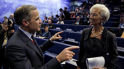 Christine Lagarde seule candidate pour la tête du FMI