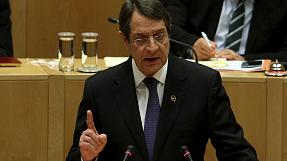Cypriot president says peace talks make progress but work needed