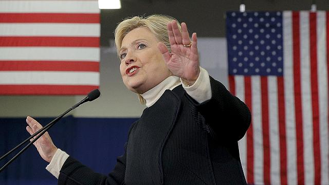 "Democratic nomination: Clinton crushes Sanders – thanks to ""superdelegates"""