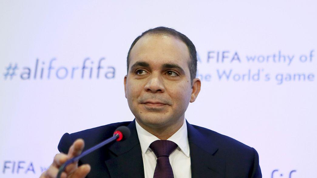FIFA-Präsidentschaftswahlkampf: Prinz Ali attackiert Scheich Salman