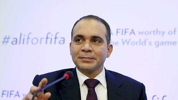 الامير علي بن الحسين ينتقد منافسيه لرئاسة الفيفا
