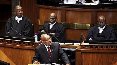 Zuma annonce des mesures d'austérité
