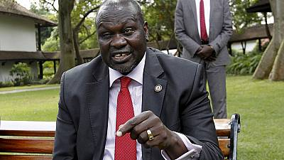 Riek Machar appointed South Sudan vice president