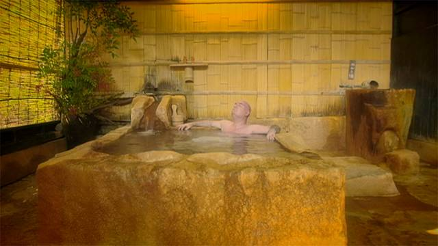 Postcards from Japan: Relaxing in traditional hot springs