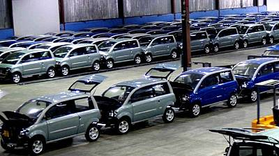 Weak economy to impact on South Africa's car industry